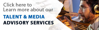 Talent and Media Advisory Services